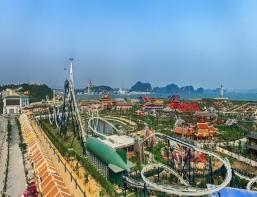 Trải nghiệm Sunworld Hạ Long Complex (Dragon Park) - Hotline: 0933.36.01.01